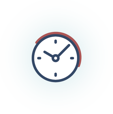 reduced hours icon